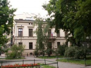 Konsulat Rosji w Krakowie